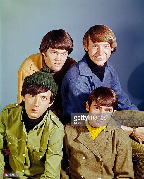 Micky Dolenz as Micky Peter Tork as Peter Michael Nesmith as Mike Davy Jones as Davy