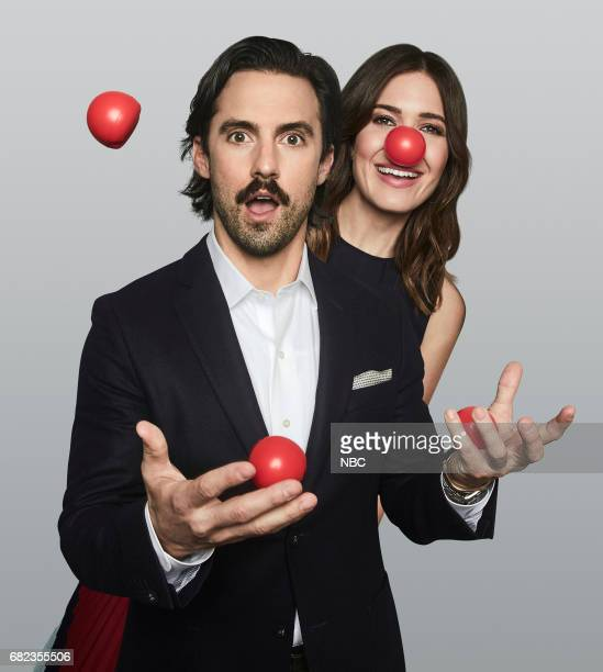 Milo Ventimiglia Mandy Moore 'This Is Us'