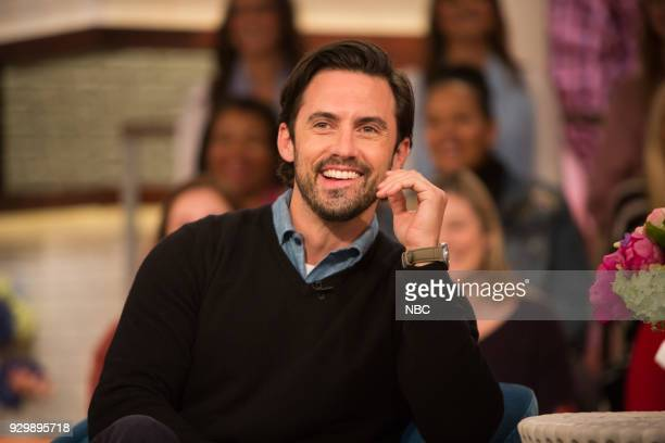 Milo Ventimiglia on Thursday March 8 2018