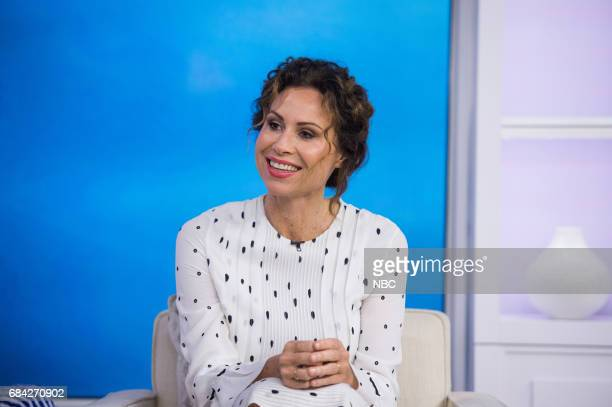 Minnie Driver on Tuesday May 16 2017
