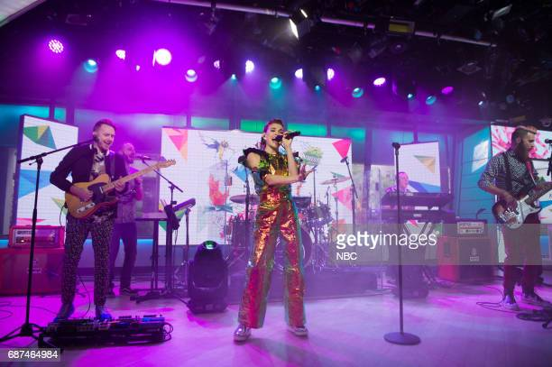 MisterWives on Tuesday May 23 2017