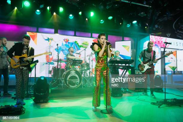 MisterWives on Tuesday, May 23, 2017 --