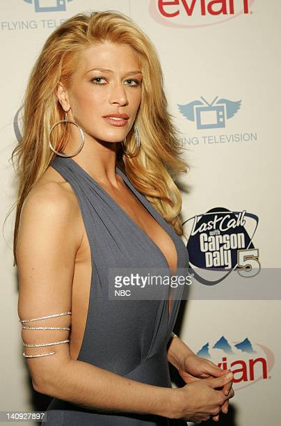 Model Amber Smith arrives at Social Hollywood in Hollywood California on Thursday April 12 2007 Photo by Trae Patton/NBCU Photo Bank