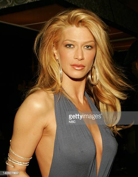 Model Amber Smith during a party at Social Hollywood in Hollywood California on Thursday April 12 2007 Photo by Trae Patton/NBCU Photo Bank