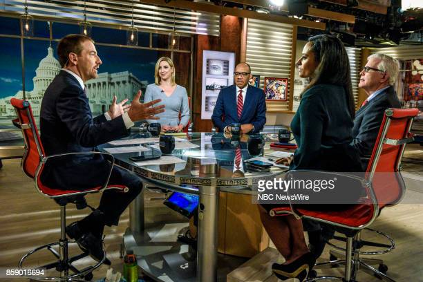 Moderator Chuck Todd Carol Lee National Political Reporter NBC News Eugene Robinson Columnist The Washington Post Hugh Hewitt Host MSNBCs Hugh Hewitt...