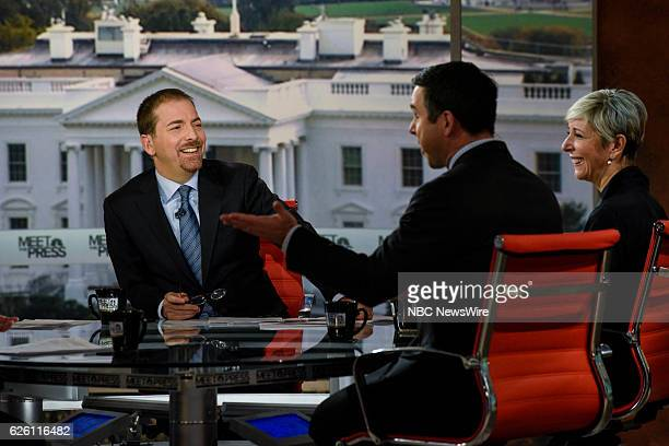 Moderator Chuck Todd Mark Murray Senior Political Editor NBC News and Danielle Pletka SVP Foreign and Defense Policy Studies American Enterprise...