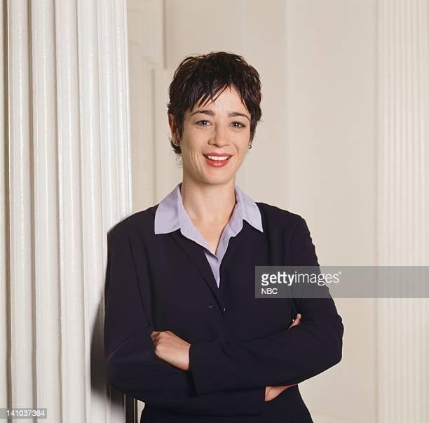 Moira Kelly as Mandy Hampton Photo by Paul Drinkwater/NBCU Photo Bank