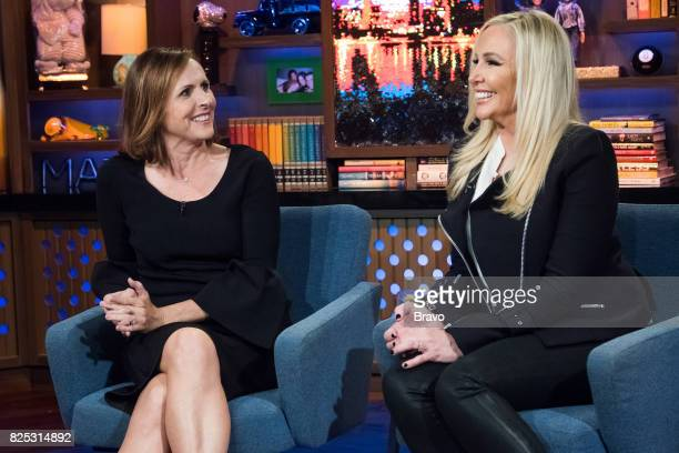 Molly Shannon and Shannon Beador