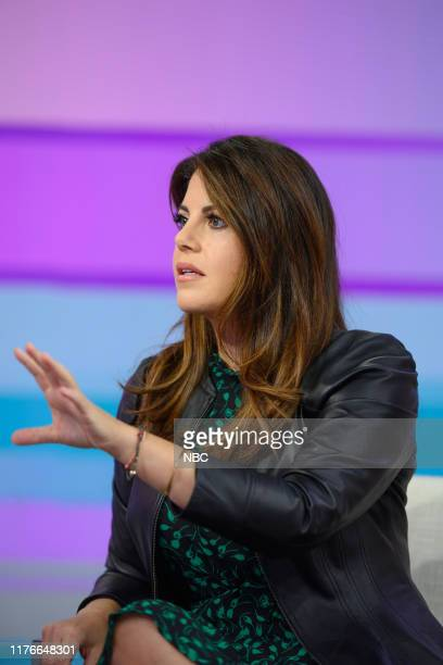 Monica Lewinsky on Wednesday October 16 2019