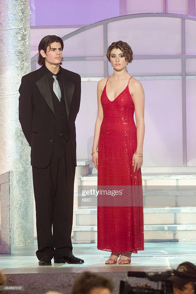 60th Annual Golden Globe Awards : News Photo