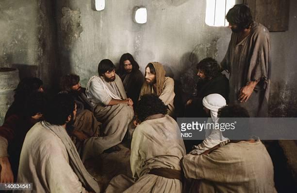 Murray Salem as Simon the Zealot Tony Vogel as Saint Andrew John Duttine as John the Apostle Mimmo Crao as Saint Jude Thaddeus Robert Powell as Jesus...
