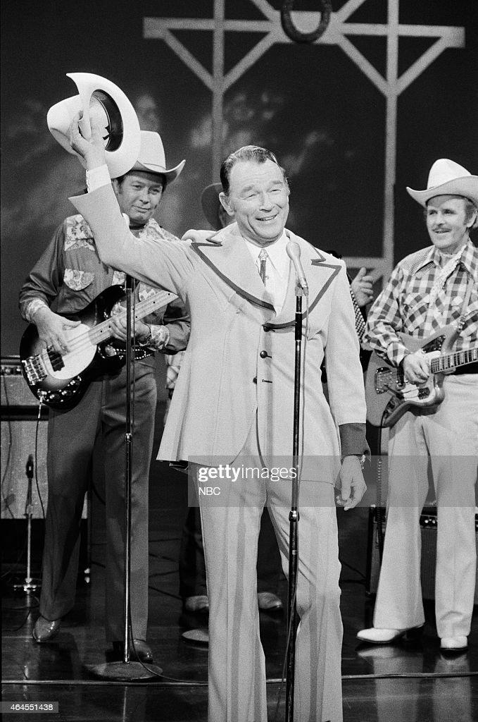 The Tonight Show Starring Johnny Carson - Season 14 : Nyhetsfoto