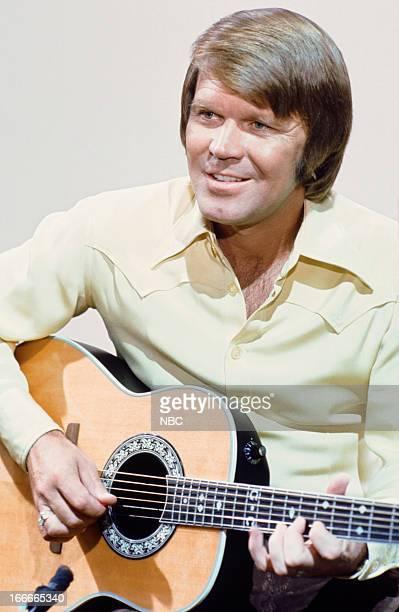 Musician Glen Campbell