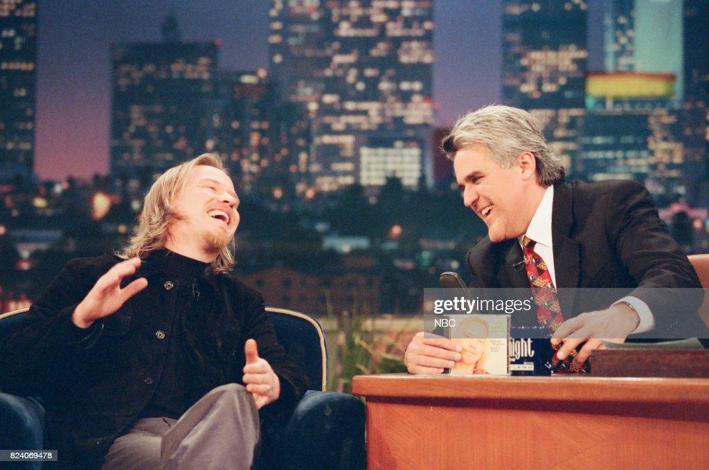 """NBC's """"The Tonight Show with Jay Leno"""" - Season 7"""