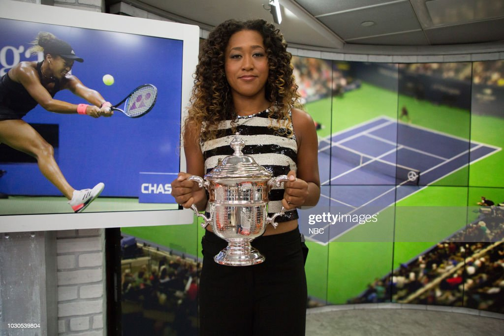 "NBC's ""TODAY"" with Bob Woodward, Novak Djokovic, Naomi Osaka, Matt Czuchry, Well-Strung"