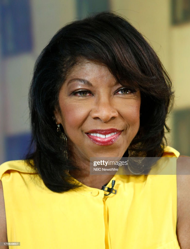 Natalie Cole appears on NBC News' 'Today' show --