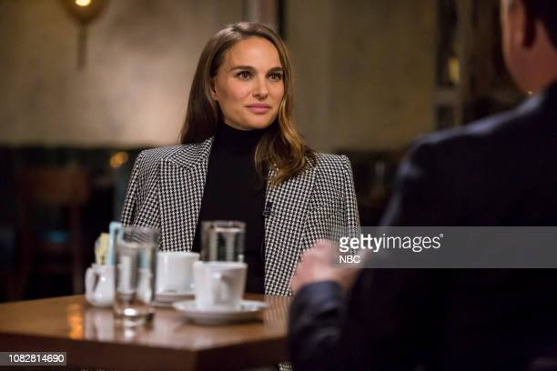 Natalie Portman on January 13 2019