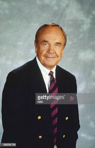 NBC Sports' announcer Dick Enberg