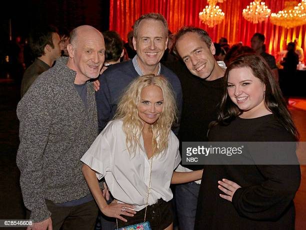 Neil Meron Executive Producer Kristin Chenoweth Robert Greenblatt Chairman NBC Entertainment Alex Rudzinski CoExecutive Producer / Live Television...