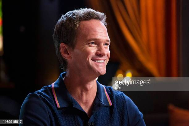 Pictured: Neil Patrick Harris on Tuesday, Sept. 22, 2019 --