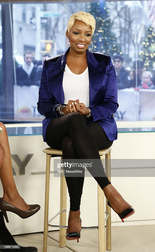 NeNe Leakes appears on NBC News' 'Today' show --