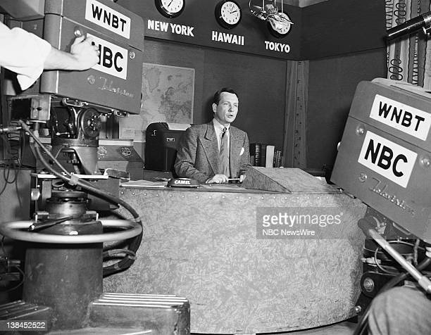 News anchor John Cameron Swayze