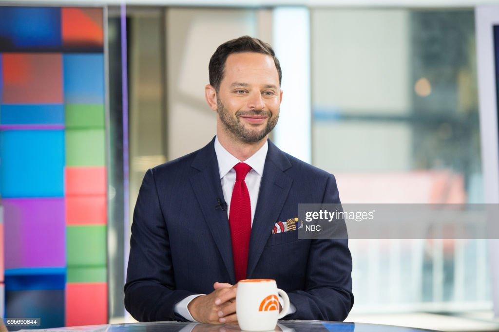 "NBC's ""Today"" With guests Nick Kroll, Fran Drescher, Ryan Scott, Nickelback"