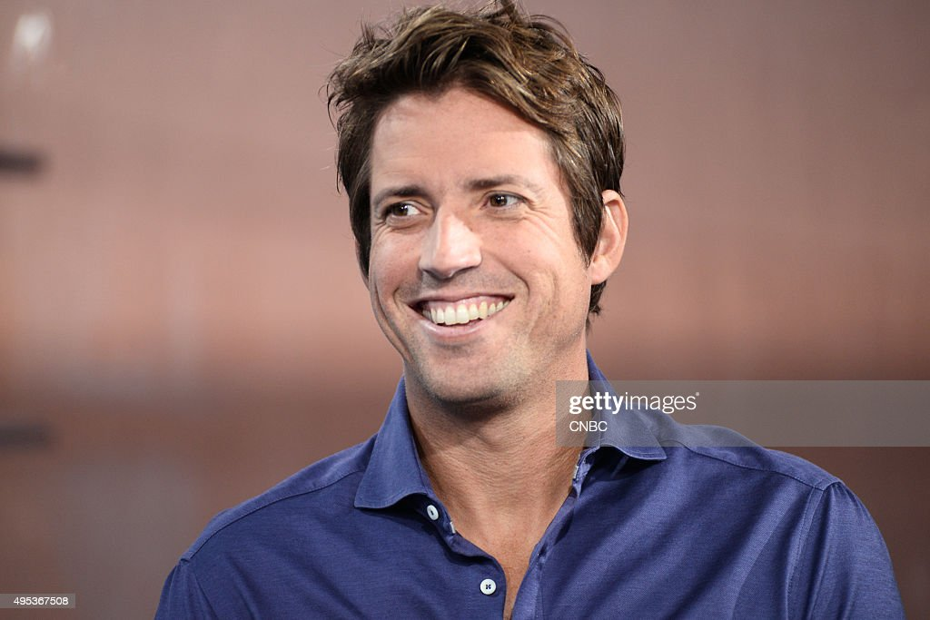 """CNBC's """"Squawk Alley"""" - Nick Woodman Interview"""