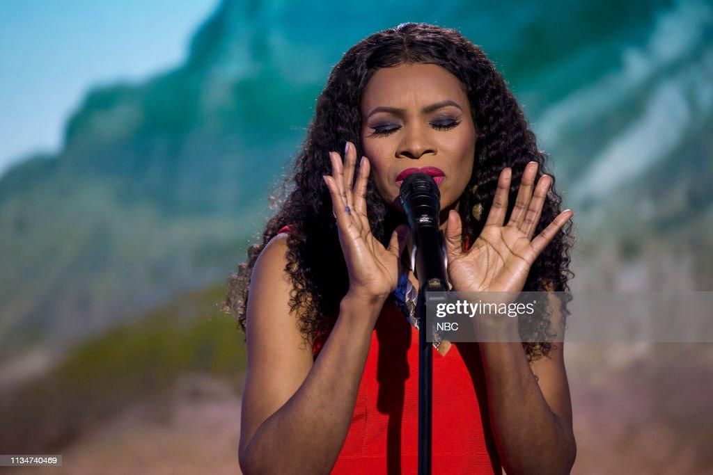 "NY: NBC's ""TODAY"" - Serena Williams, Lance Bass, Lauren Ash, Nicole C. Mullen, Jacob Soboroff"