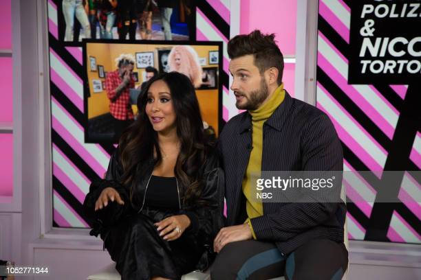 Nicole Snooki Polizzi and Younger star Nico Tortorella host a new show about friends family members and couples having each other tattooed and Kathie...