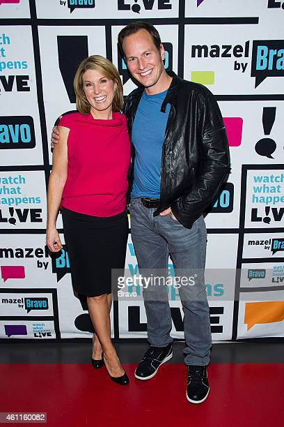 Nicole Wallace and Patrick Wilson