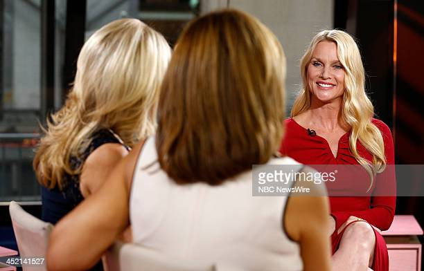 Nicollette Sheridan appears on NBC News' 'Today' show