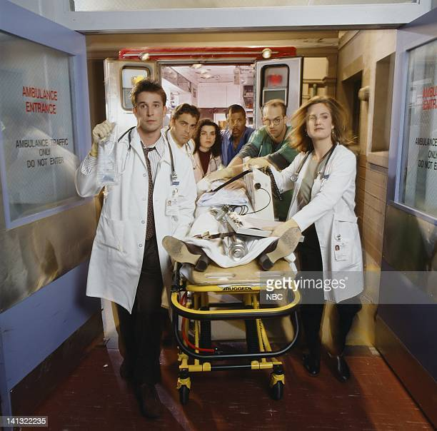 Noah Wyle as Doctor John Carter George Clooney as Doctor Doug Ross Julianna Margulies as Nurse Carol Hathaway Eriq La Salle as Doctor Peter Benton...