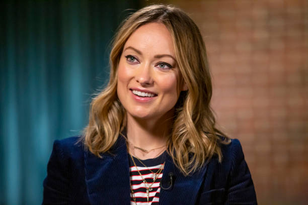 "NY: NBC's ""Sunday TODAY with Willie Geist"" with Olivia Wilde"