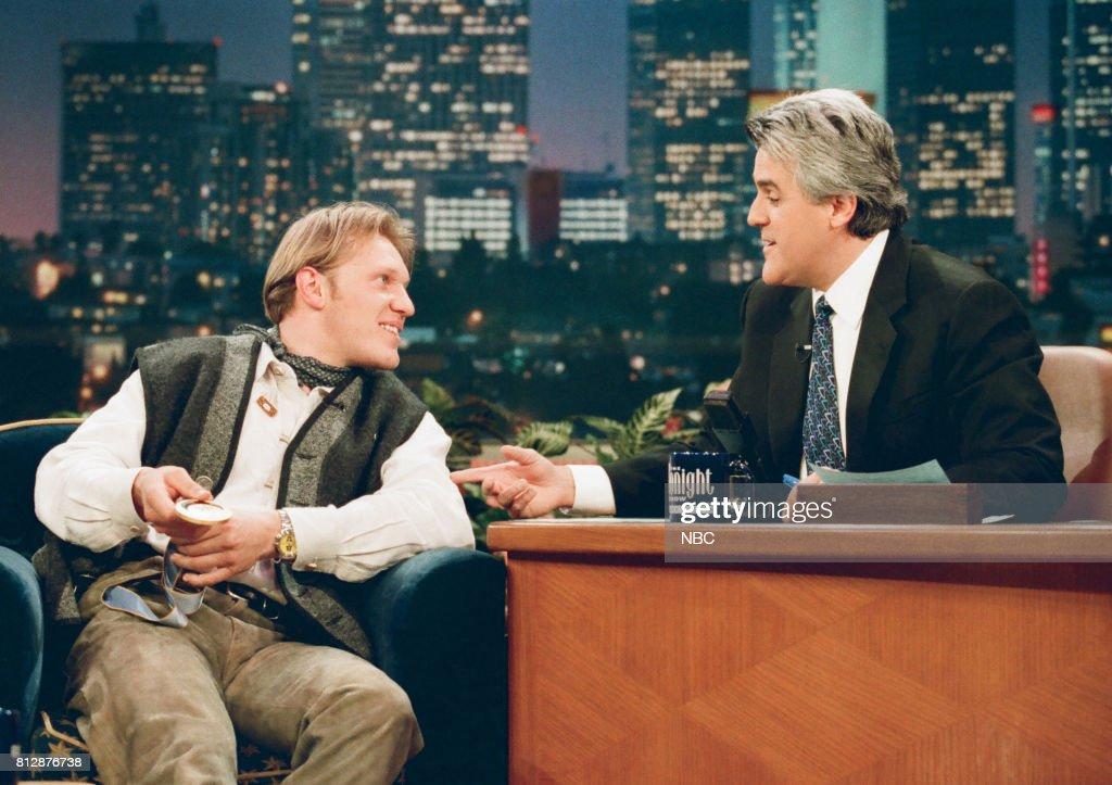 """NBC's """"The Tonight Show with Jay Leno"""" - Season 6"""