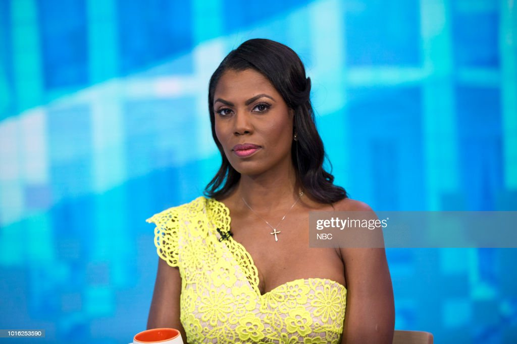"NBC's ""TODAY"" with Omarosa Manigault-Newman, Christian Slater, Jane Lynch, Chris O'Dowd"