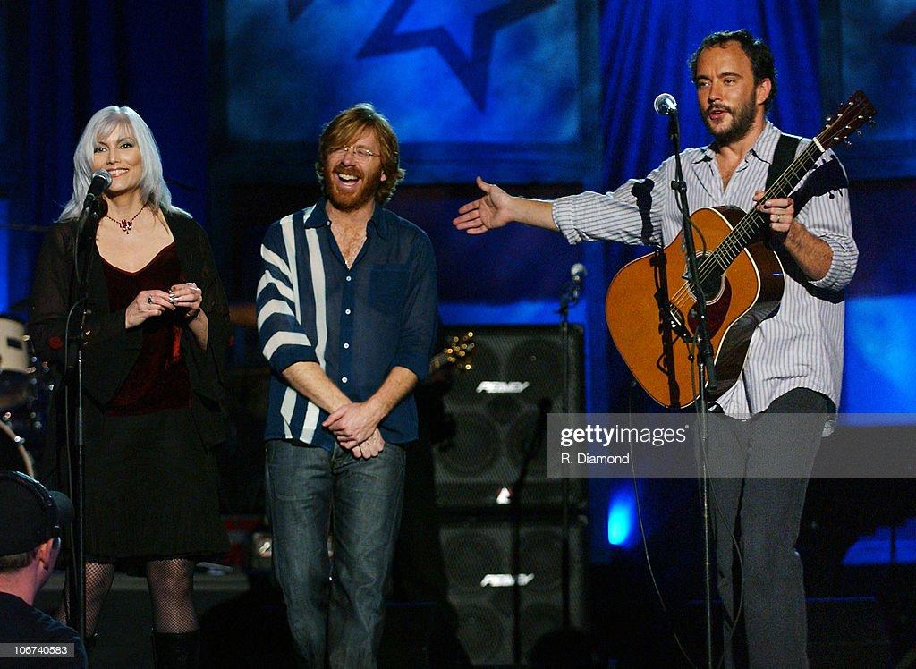 CMT Crossroads - Dave Matthews and Emmylou Harris