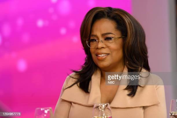 Oprah Winfrey on Friday February 7 2020