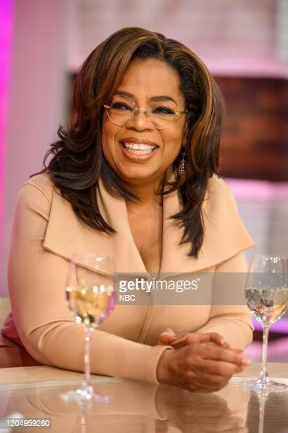 Oprah Winfrey on Friday, February 7, 2020 --