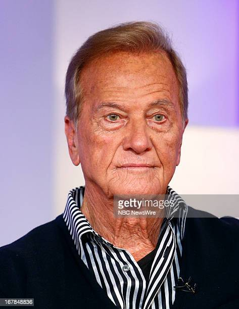 Pat Boone appears on NBC News' Today show