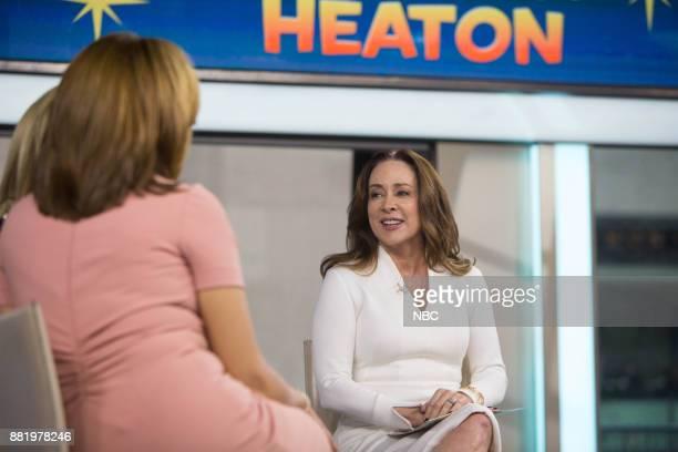Patricia Heaton on Wednesday November 29 2017
