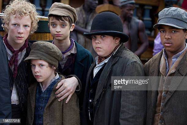 Patrick Gibson as Curly Thomas Patten as The Twins James Ainsworth as Tootles Brandon Robinson as Slightly Chase Willoughby as Nibs