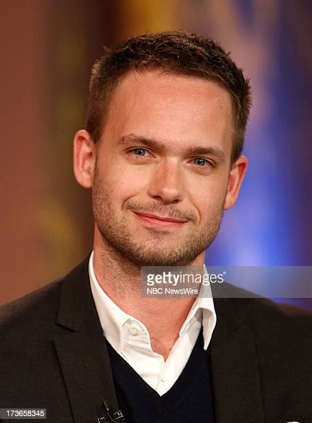 """Patrick J. Adams appears on NBC News' """"Today"""" show --"""