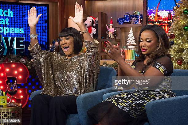 Patti LaBelle and Phaedra Parks