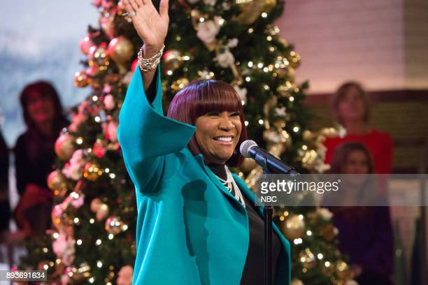 Patti LaBelle on Friday December 15 2017