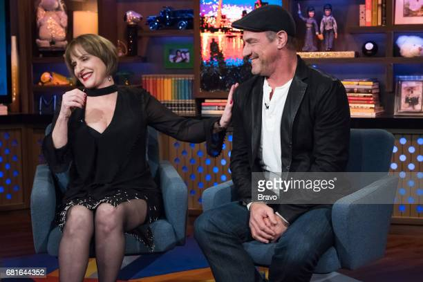 Patti LuPone and Christopher Meloni