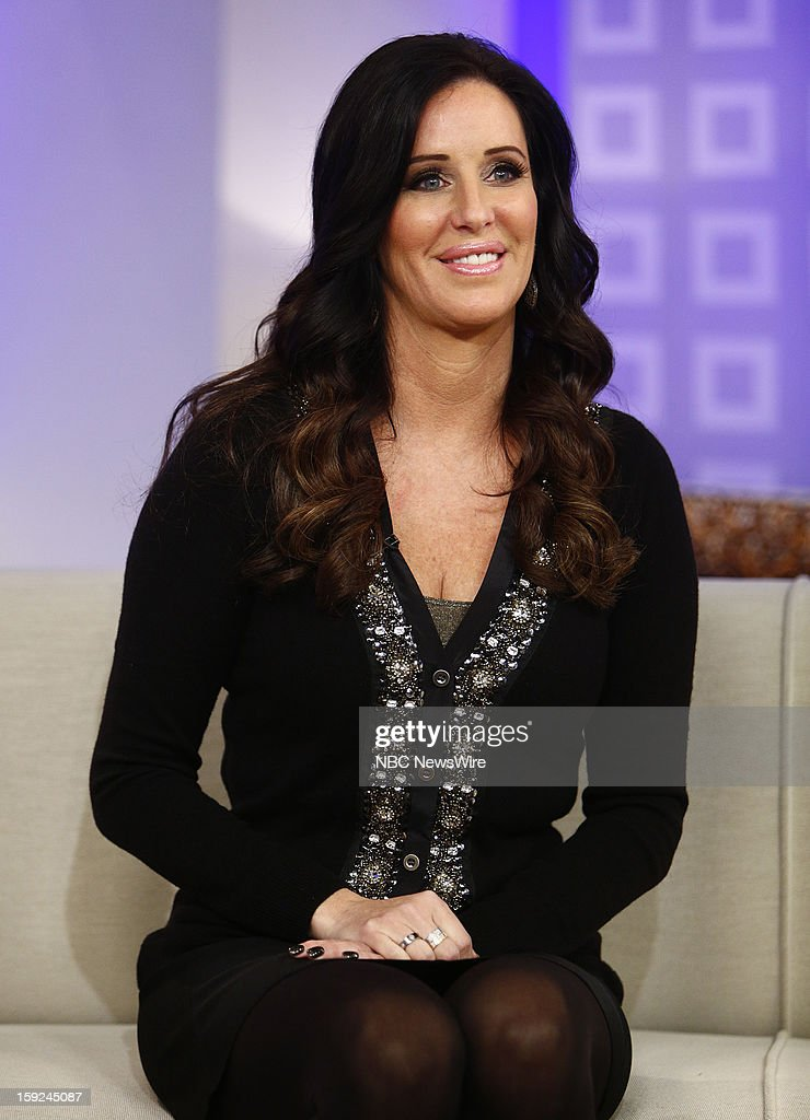 Patti Stanger appears on NBC News' 'Today' show --