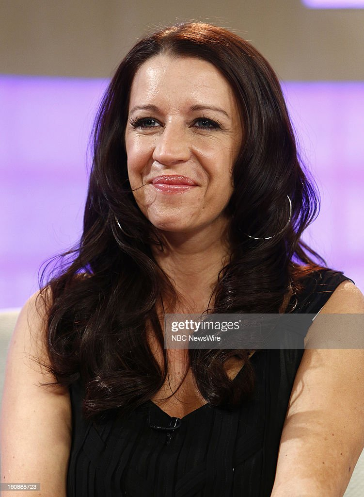 Pattie Mallette appears on NBC News' 'Today' show --