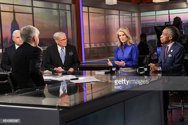 Paul Gigot David Gregory Tom Brokaw Katty Kay Rev Al Sharpton
