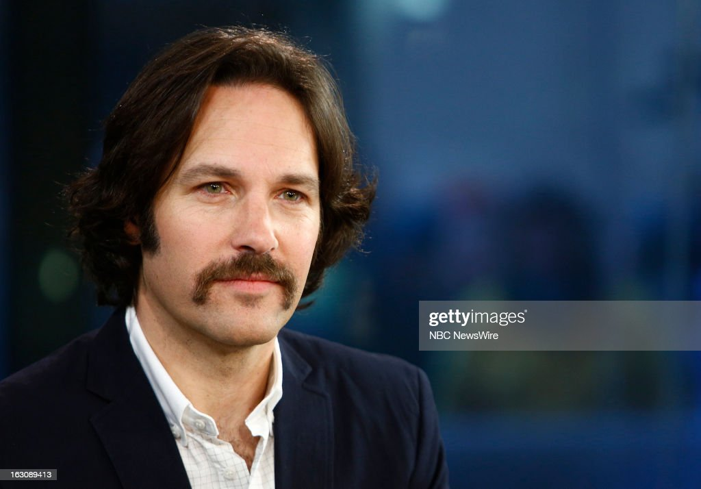 Paul Rudd appears on NBC News' 'Today' show --